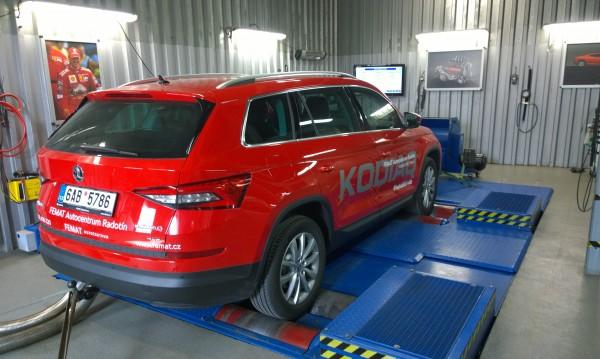 Nová Škoda Kodiaq vstupuje nejen na trh